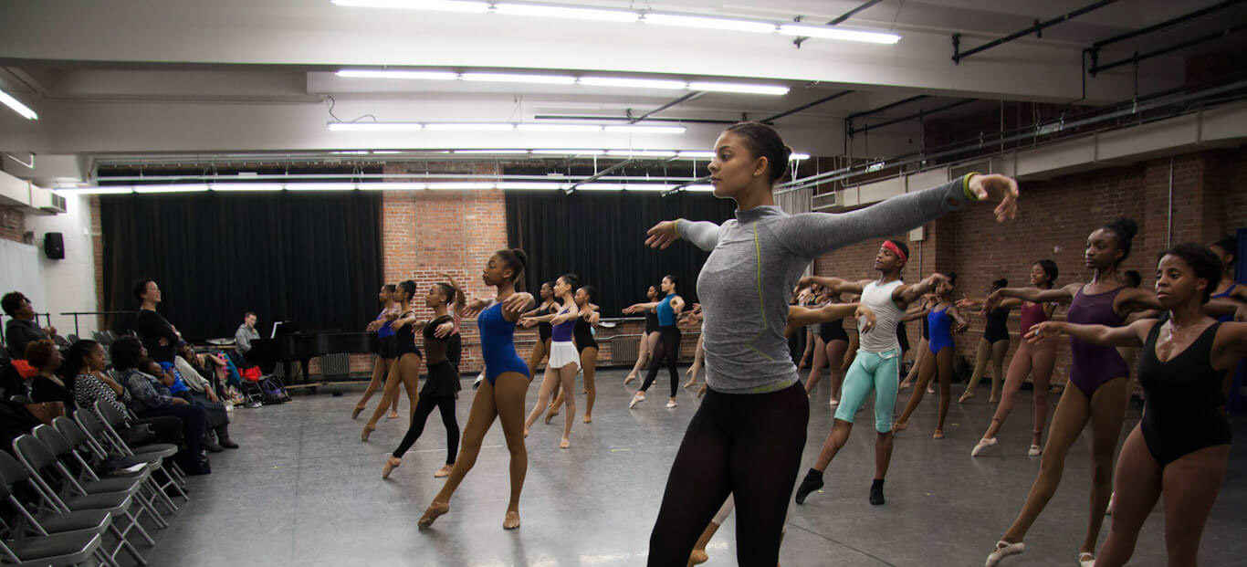 Welcome to our Fall 2019 Adult Open Beginner Ballet Classes! image