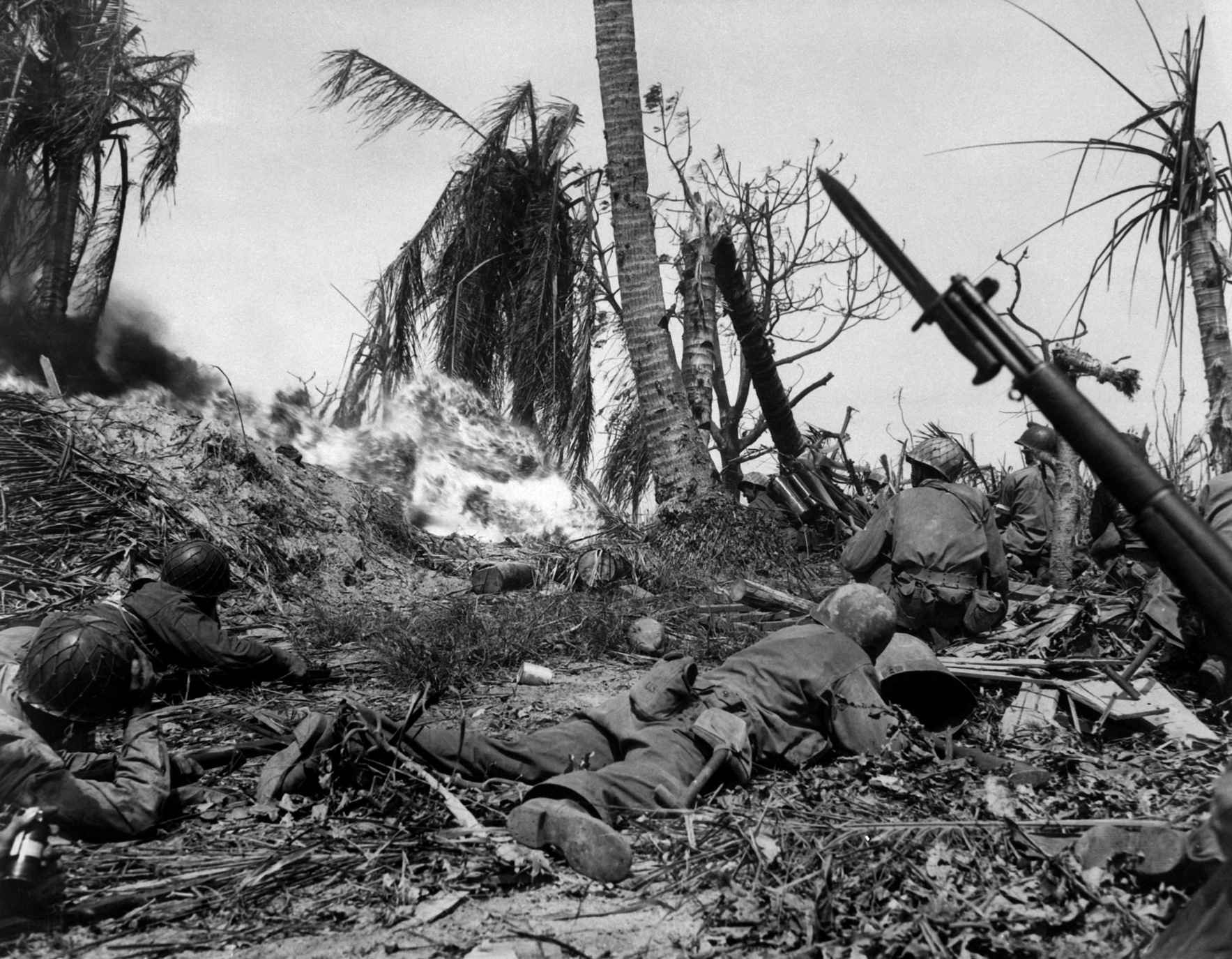 Battle of Kwajalein 75th Anniversary Commemoration at the WWII Memorial image