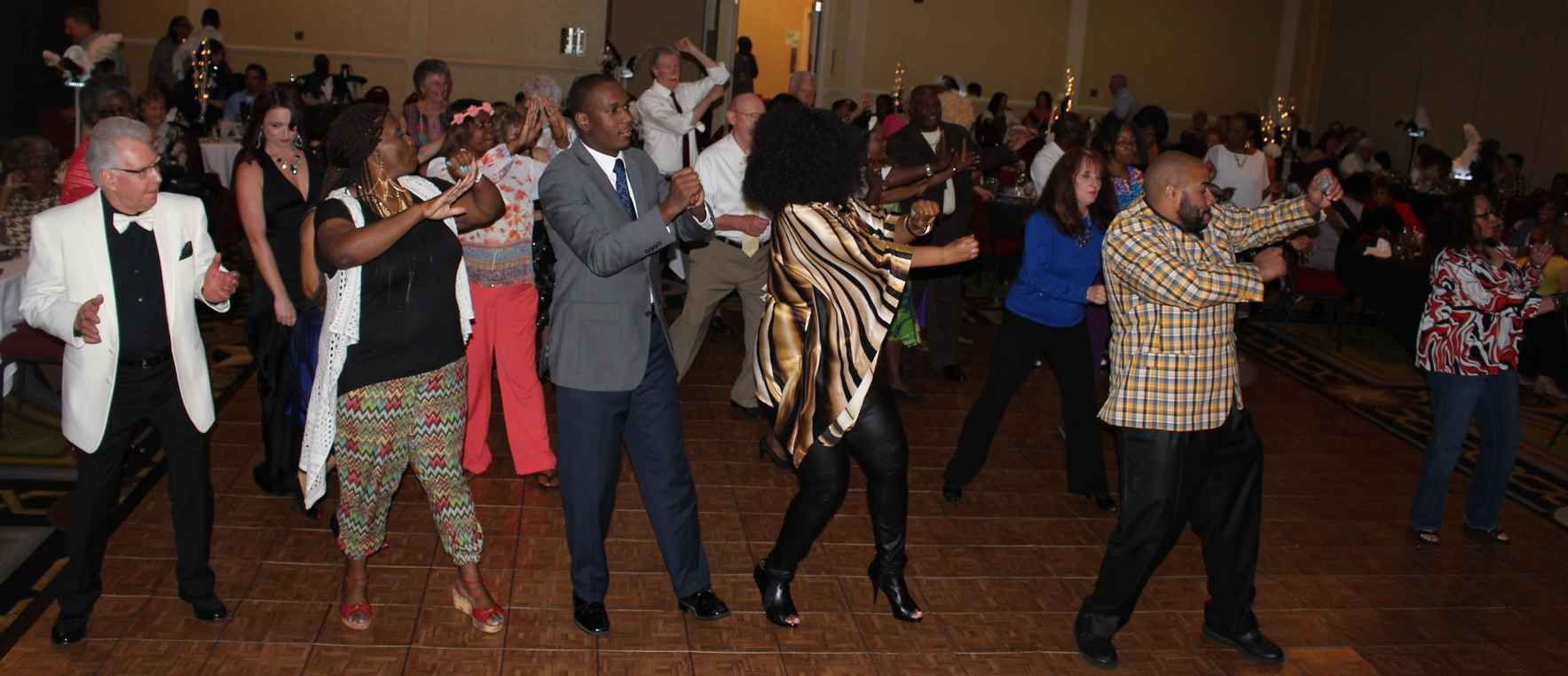 2019 Blast From the Past Annual Volunteer Award Dinner & Dance image