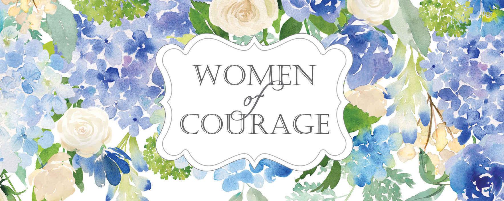 Women of Courage Luncheon image