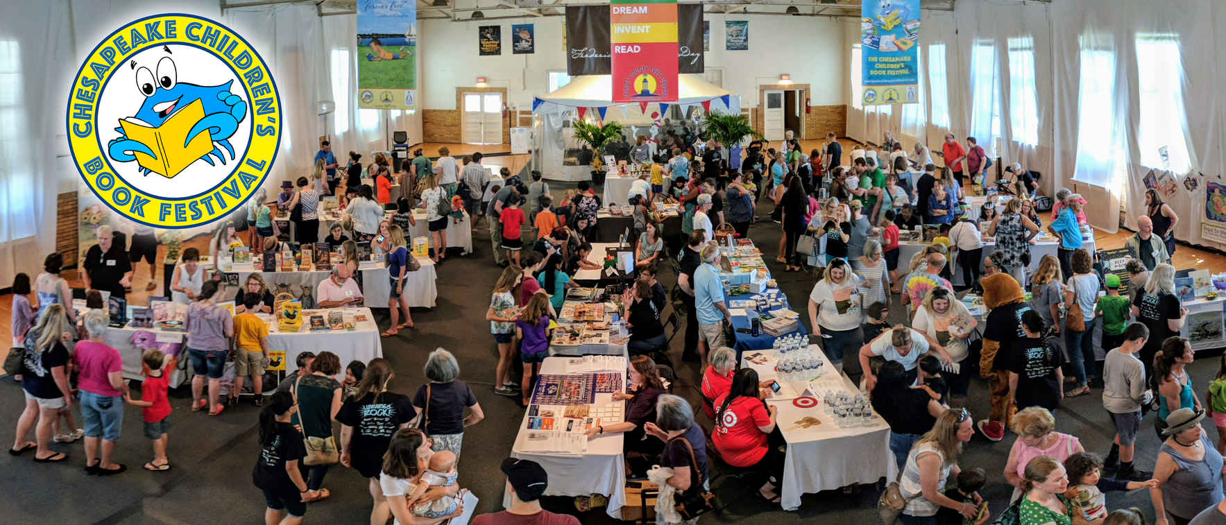 Fourth Annual Chesapeake Children's Book Festival image