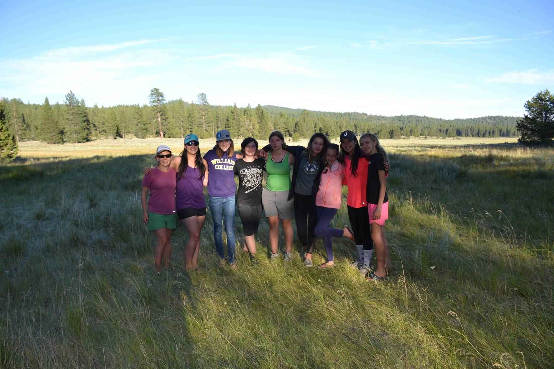 Headwaters Girls Science Camp image