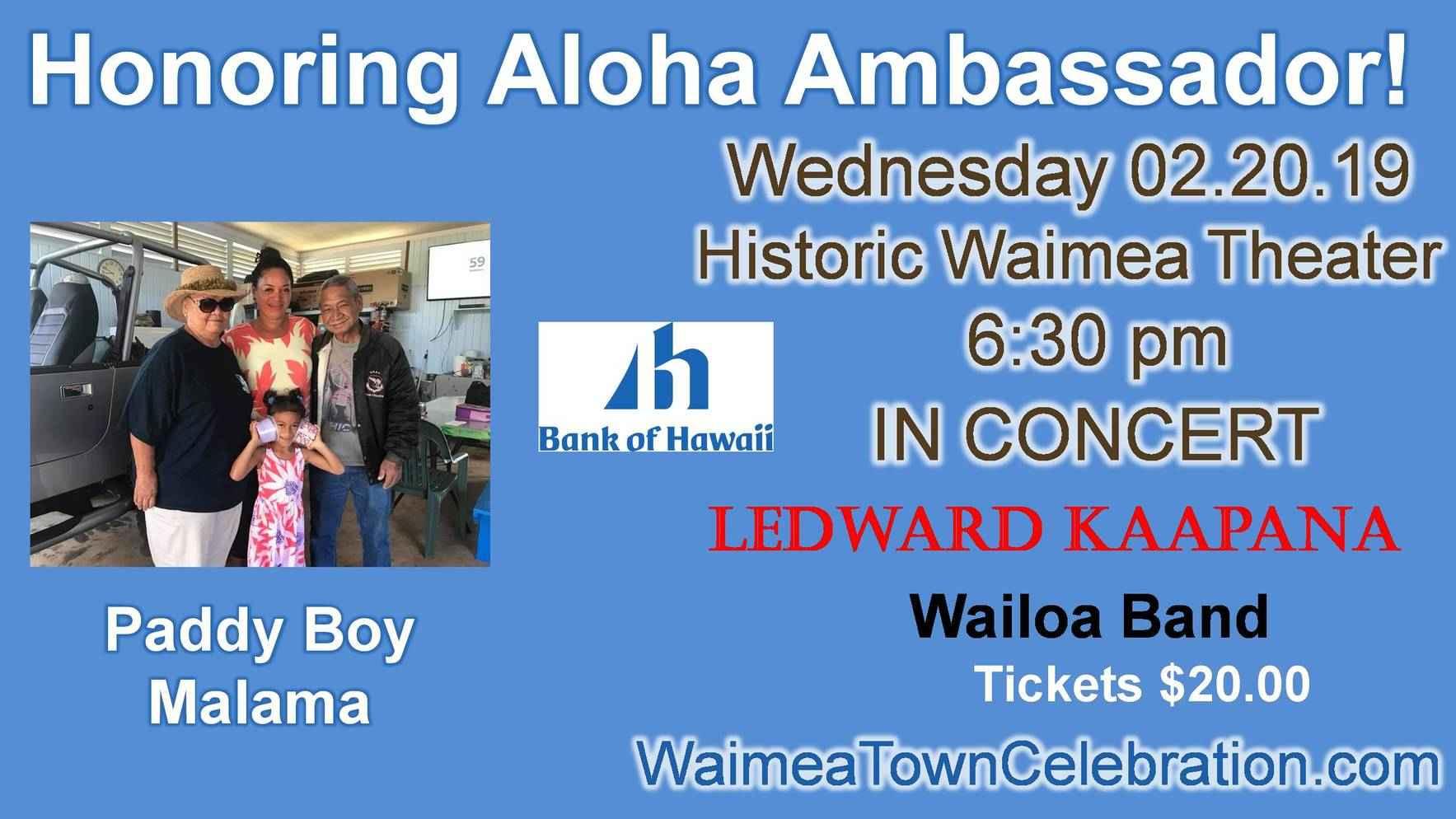 2019 Ambassador of Aloha image