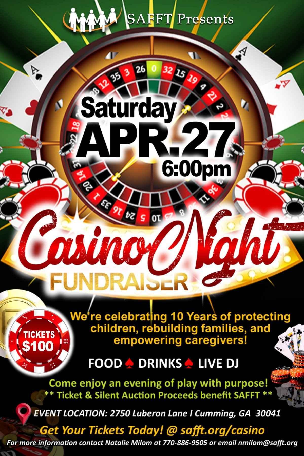 Casino Night  image