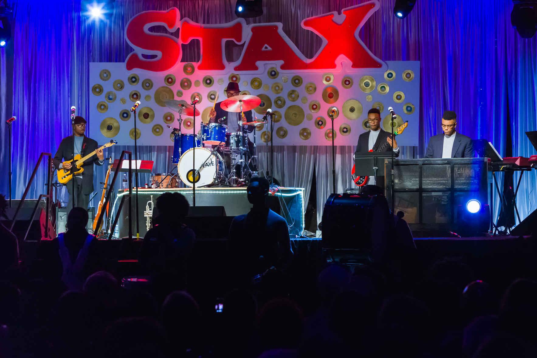 """200 Years of Memphis Music"" - Stax Music Academy image"