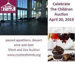 Celebrate the Children Auction 2019 image