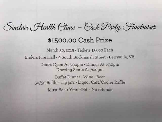 Cash Party - 2019 image