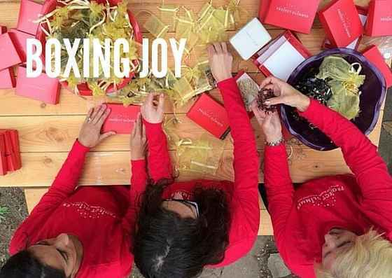 "Project Glimmer ""Boxing Joy"" Volunteer Event on April 6! image"