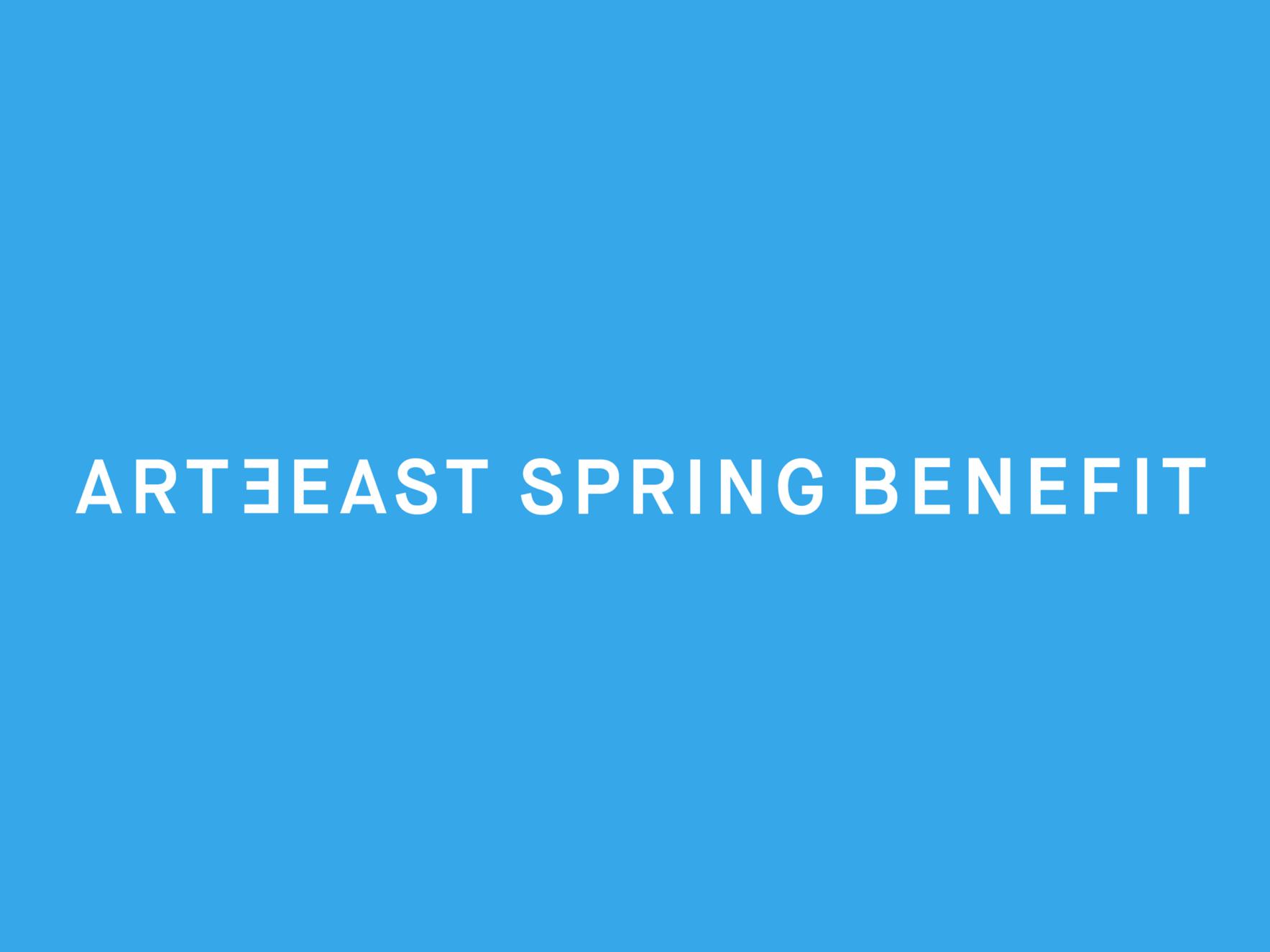 ArteEast Spring Benefit 2019 image