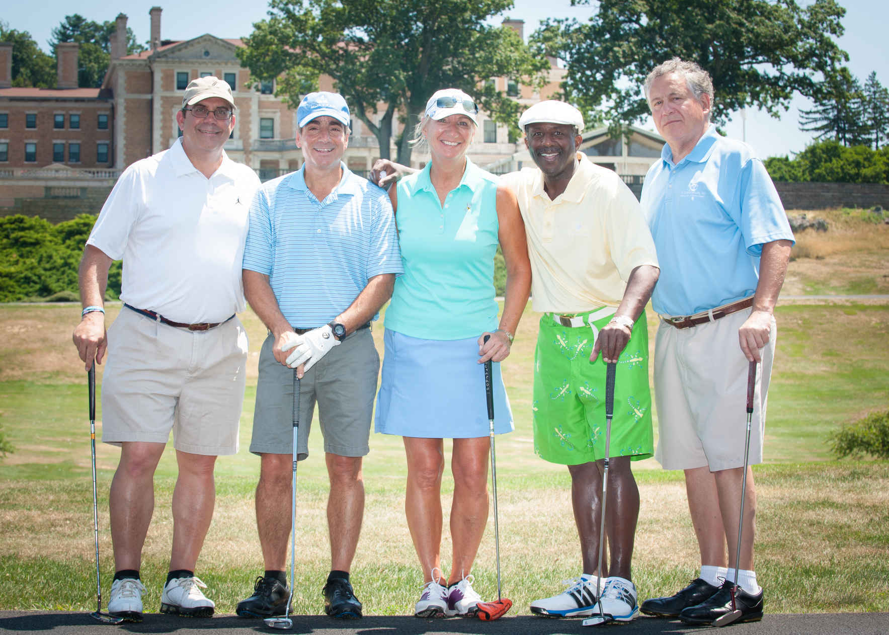 2019 Celebrity Golf & Tennis Classic image