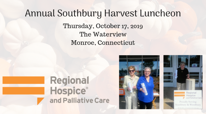 2019 Annual Southbury/Woodbury Harvest Luncheon image
