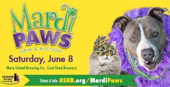 2019 Mardi Paws Gala & Auction (formerly known as Barkitecture) image