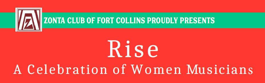 Rise:  Celebrate Women Musicians 2019 image