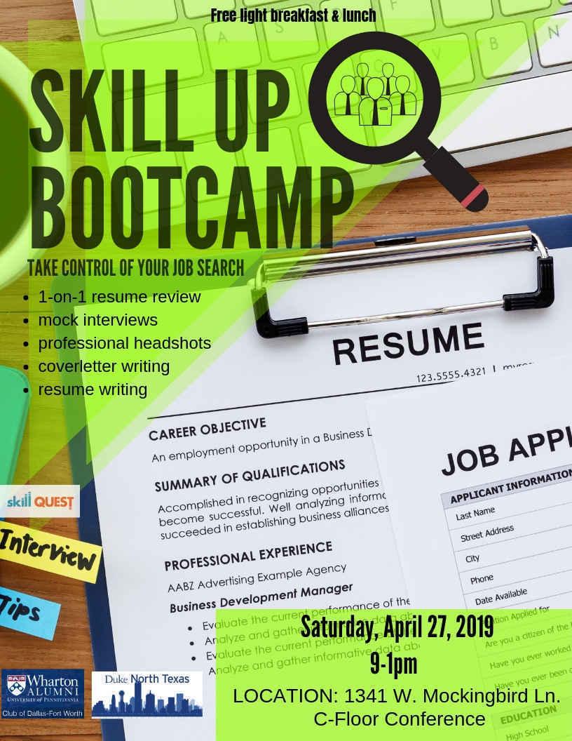 SkillUp Bootcamp image
