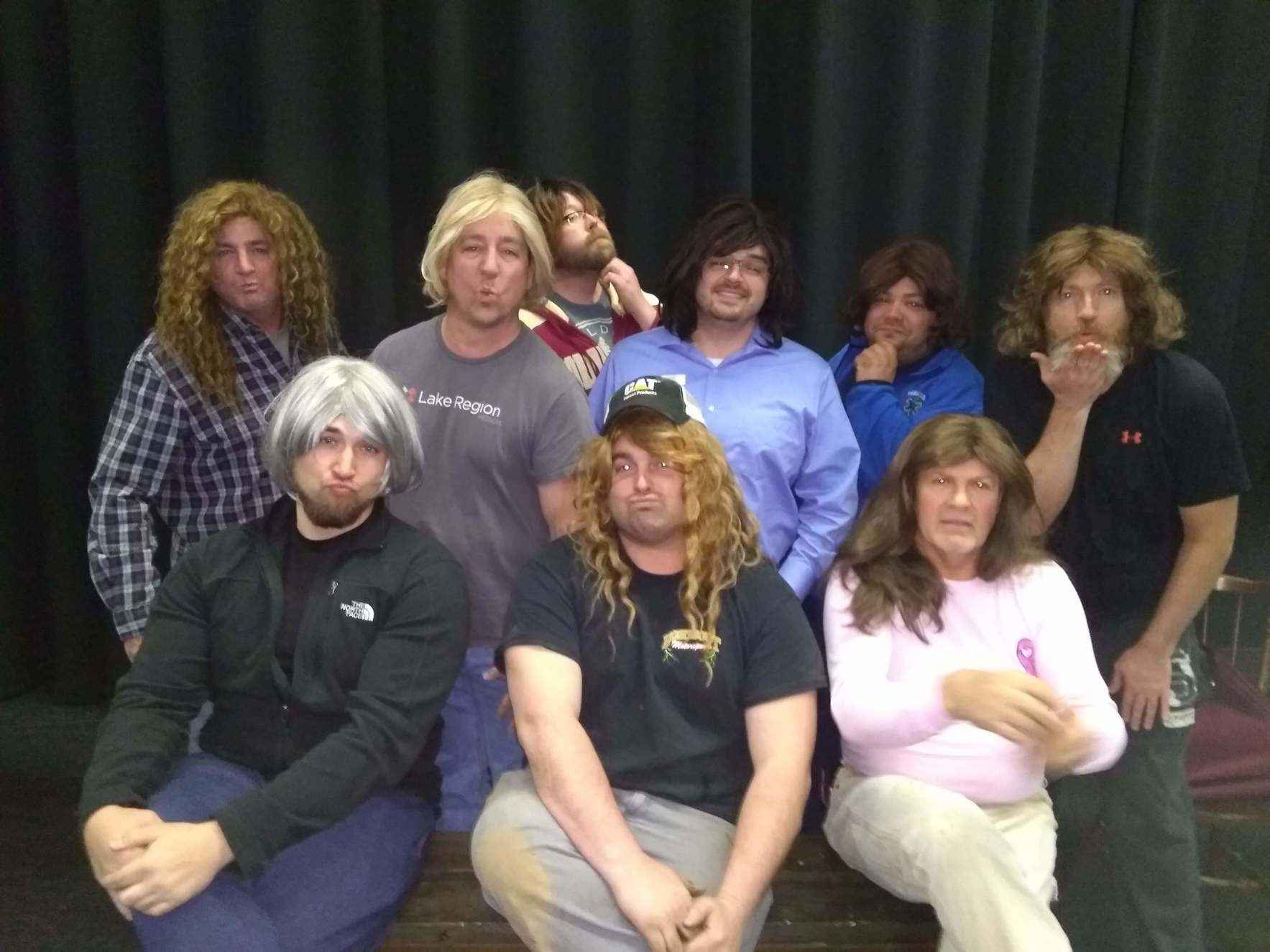5th Annual Womanless Beauty Pageant image