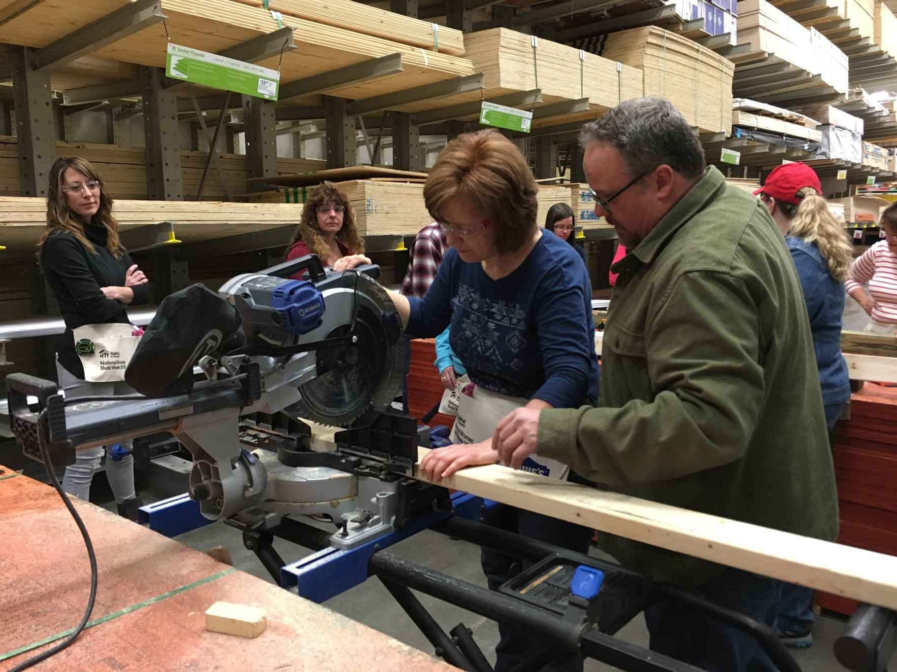 Women Build 2019 Tool Clinic - April 17th image