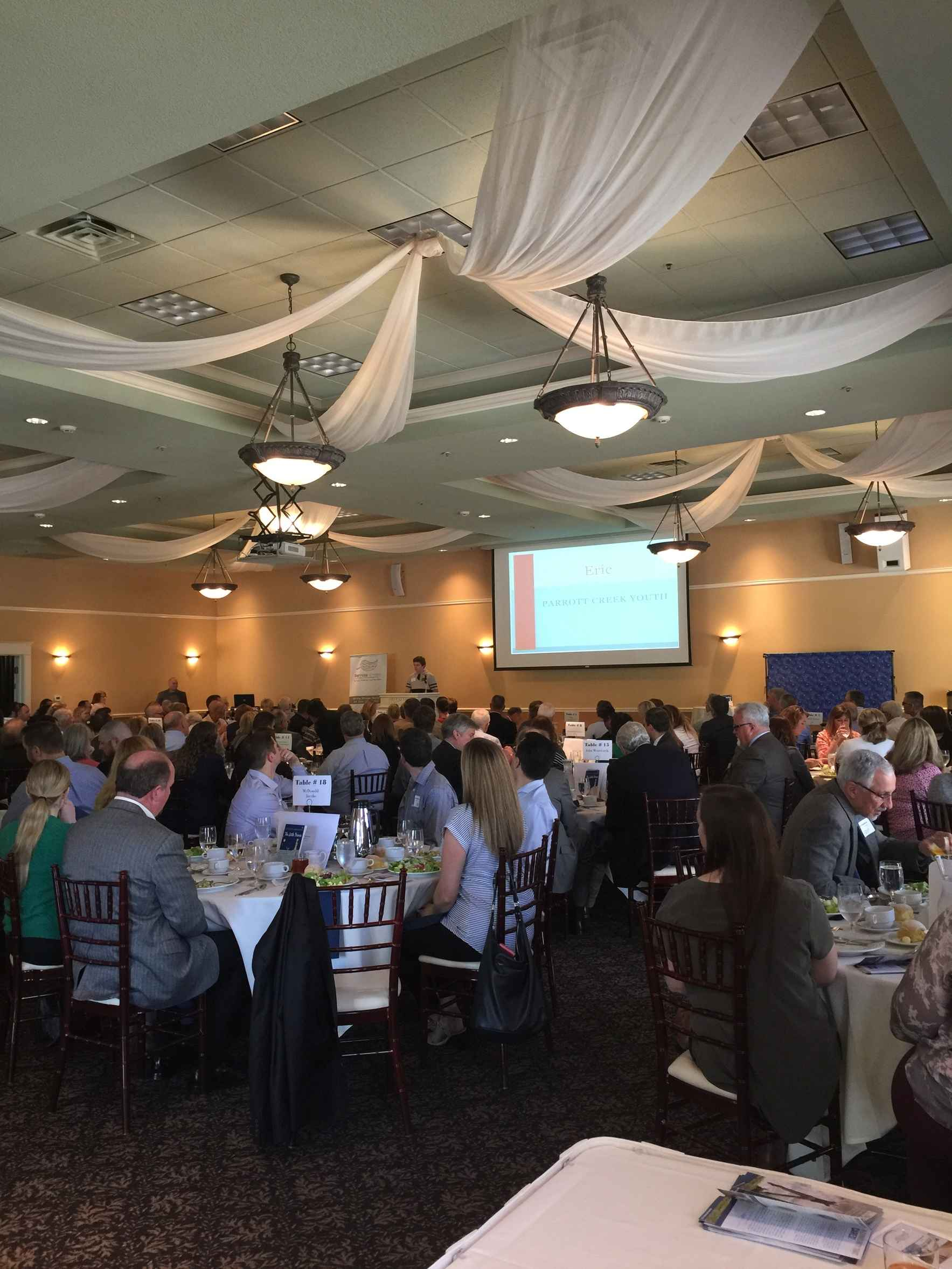Parrott Creek Annual Luncheon 2019 -- SOLD OUT image