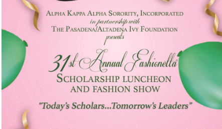 31st Annual Fashionetta Scholarship Luncheon & Fashion Show image