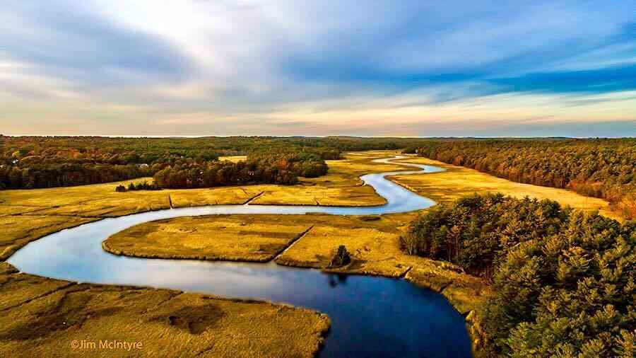 Realtor Gift - Two tickets on a History or Natural Heritage tour of the North River plus an NSRWA Family membership packet image
