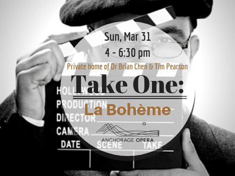 TAKE ONE: La Bohème  image