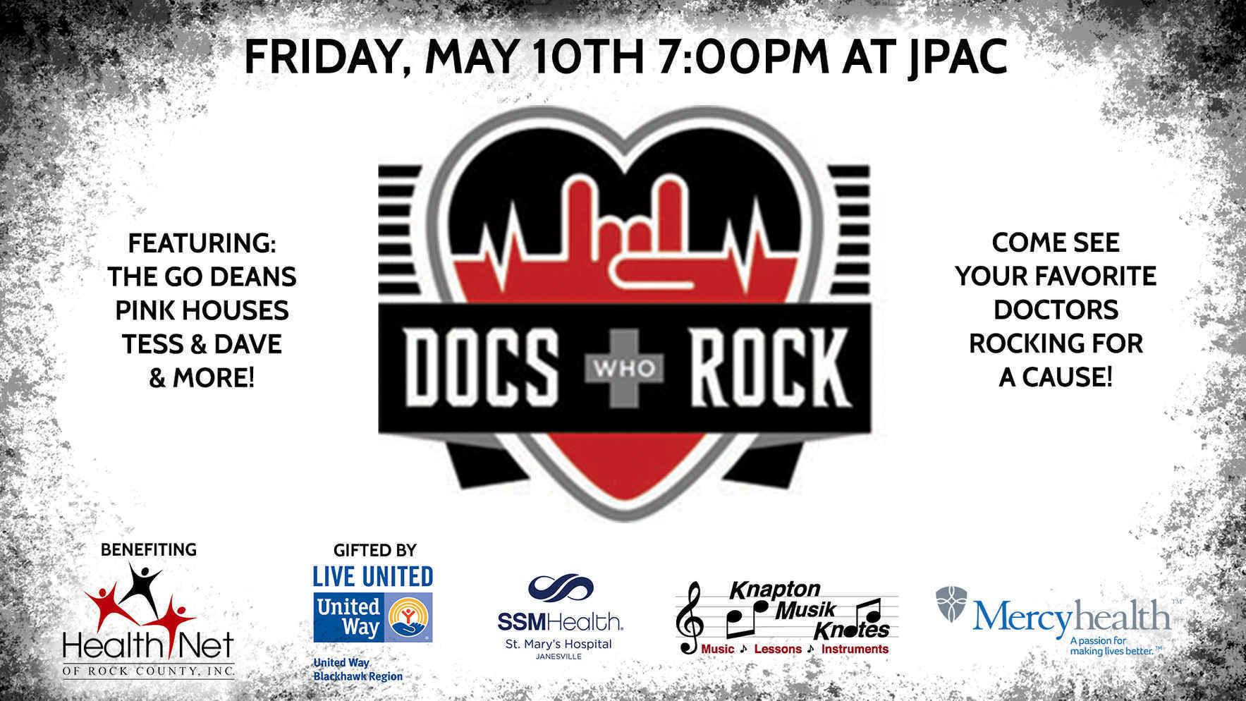 Docs Who Rock image