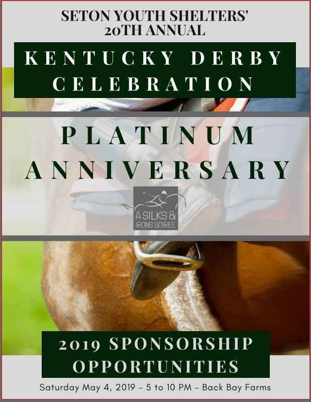 Seton Youth Shelters' 20th Annual Kentucky Derby Celebration image