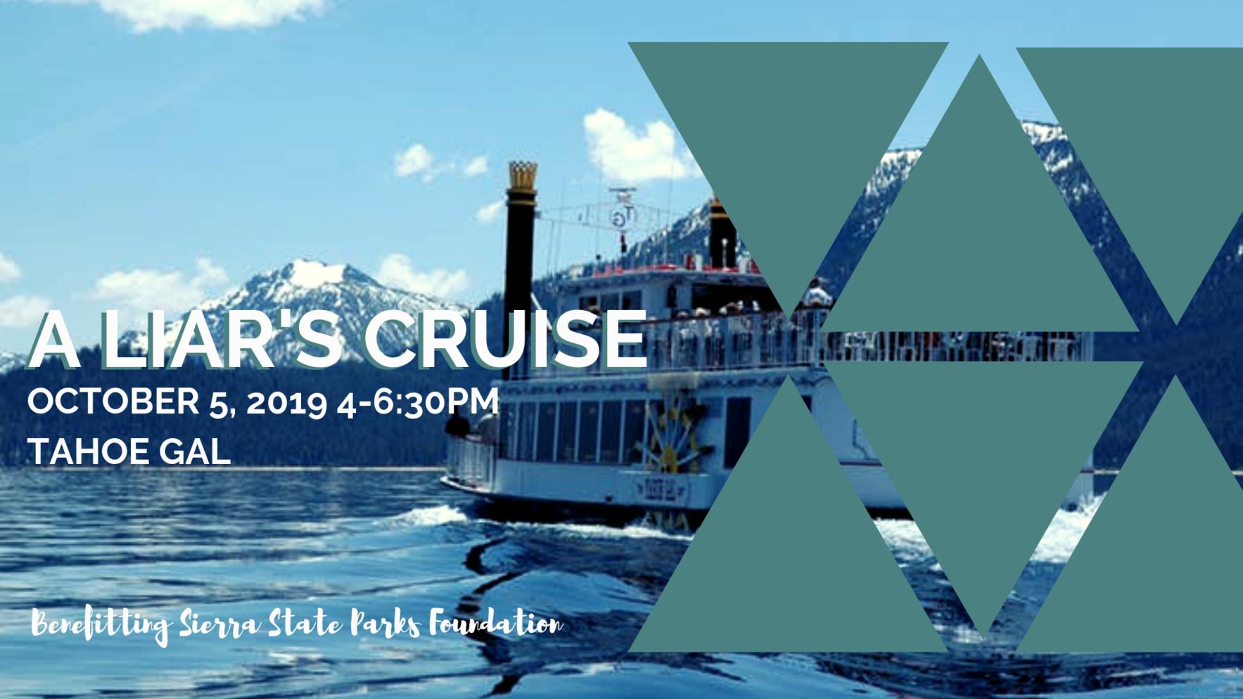 A Liar's Cruise image
