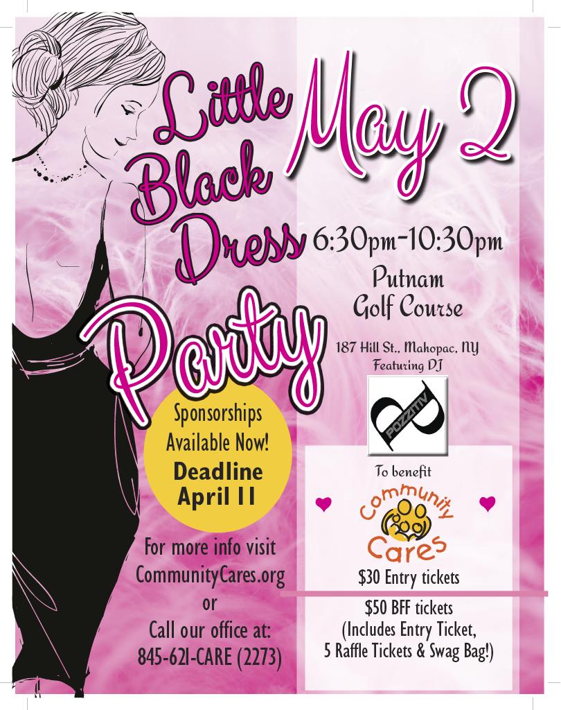 2019 Little Black Dress Party image