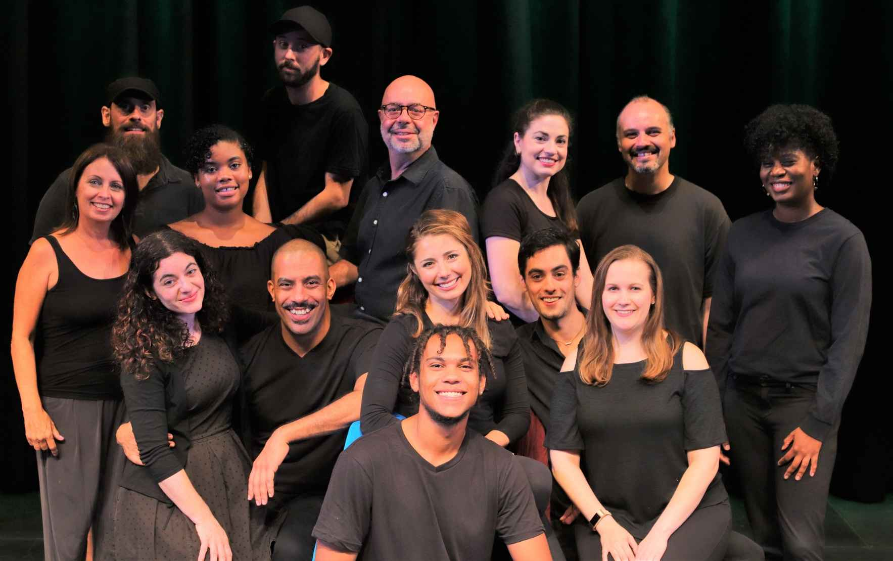 Pushcart Players 45 Years of Excellence Celebration image