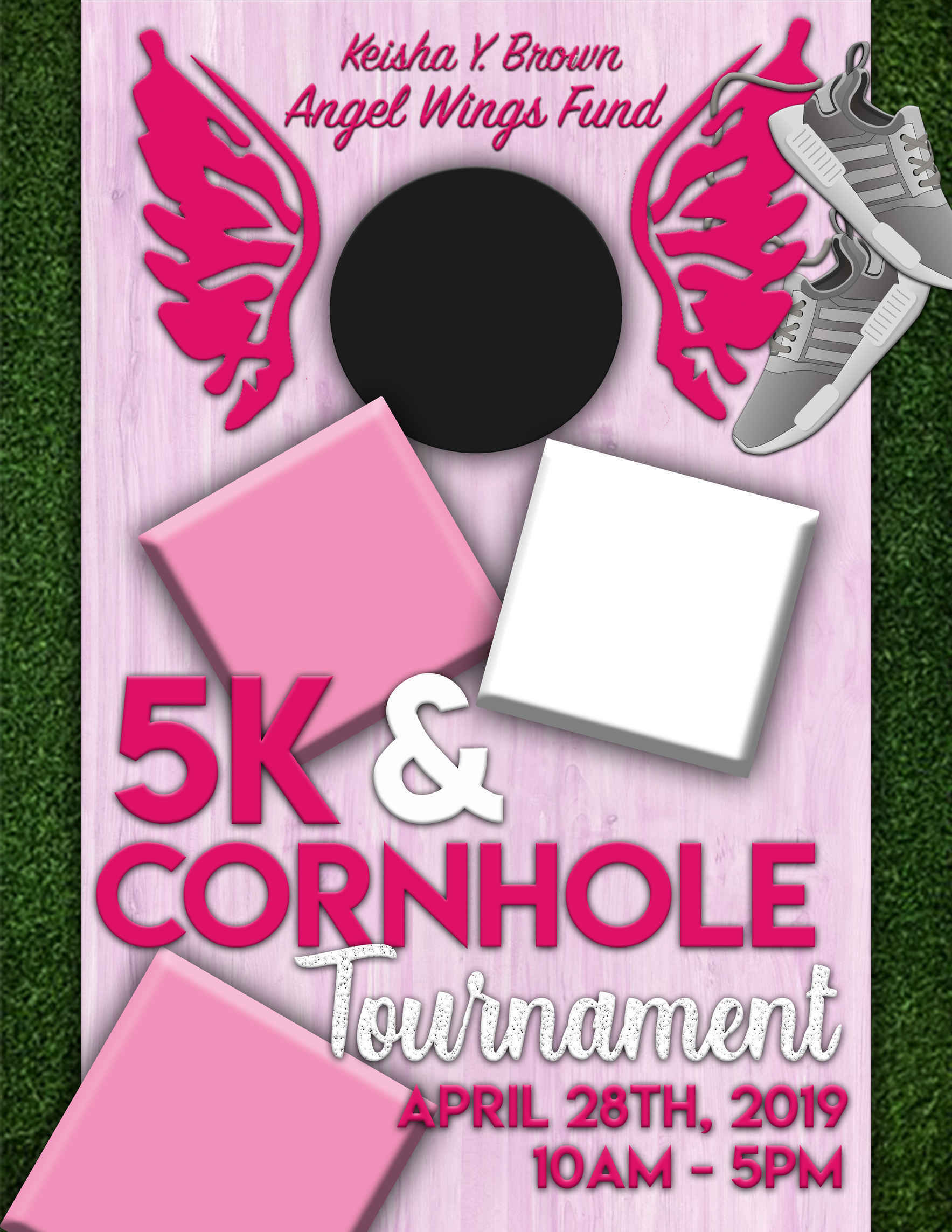 Play and Run for the Angel Wings Fund image