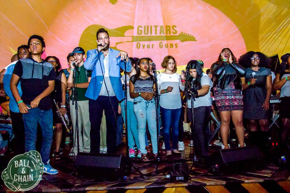 Guitars Over Guns Miami Student Showcase image