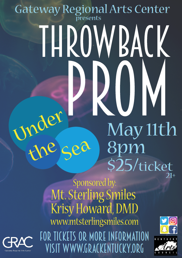 Throwback Prom: Under the Sea image