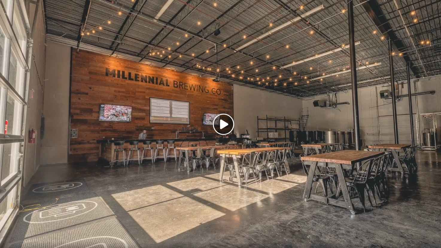 Big Calusa - Monday Night at Millennial Brewing  image