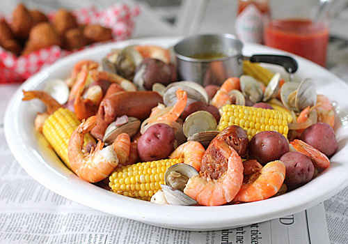Low Country Boil and Silent Auction image