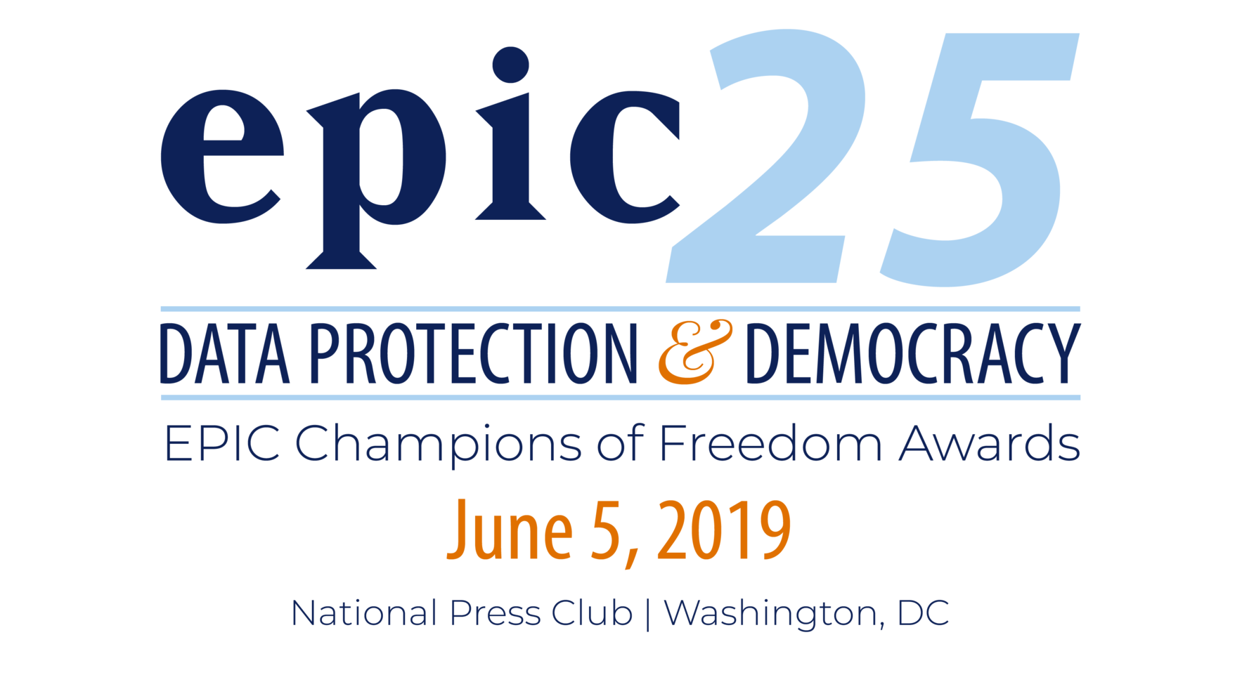 EPIC's Champions of Freedom Awards Dinner 2019 image