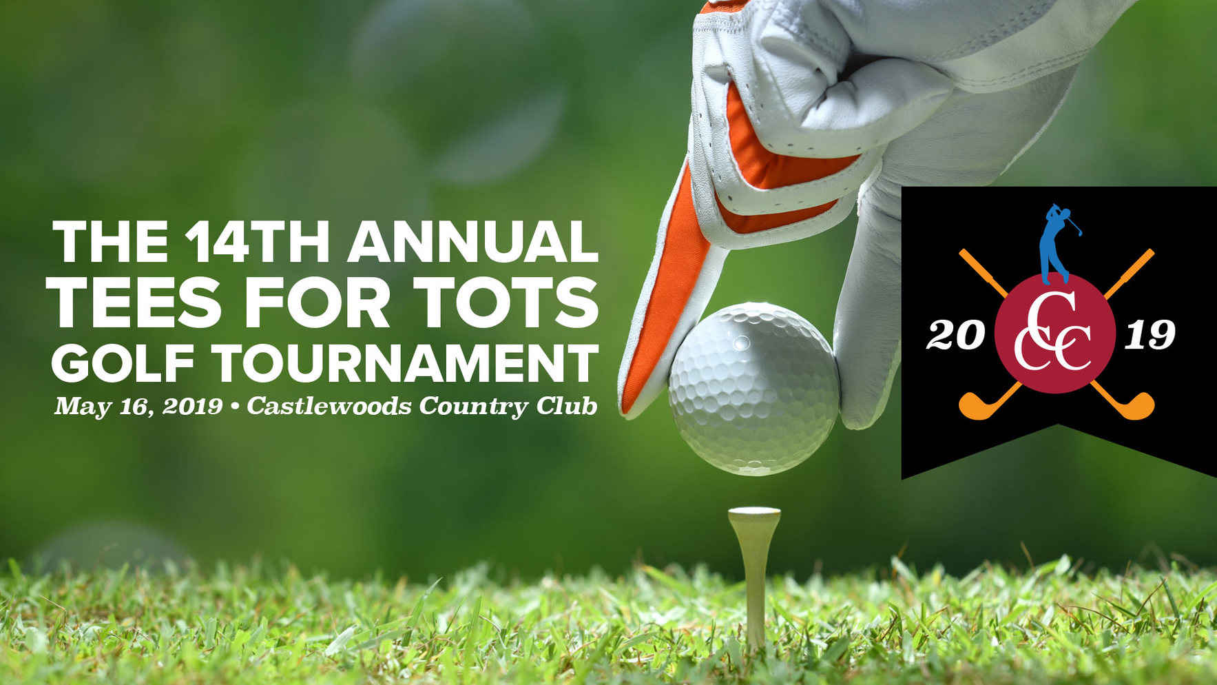 14th Annual Tees for Tots Golf Tournament image