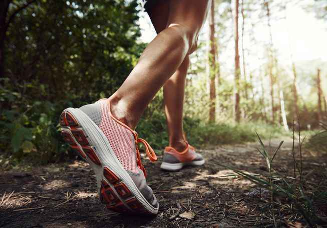 Feet in Nature - Virtual Run | Hike | Walk image