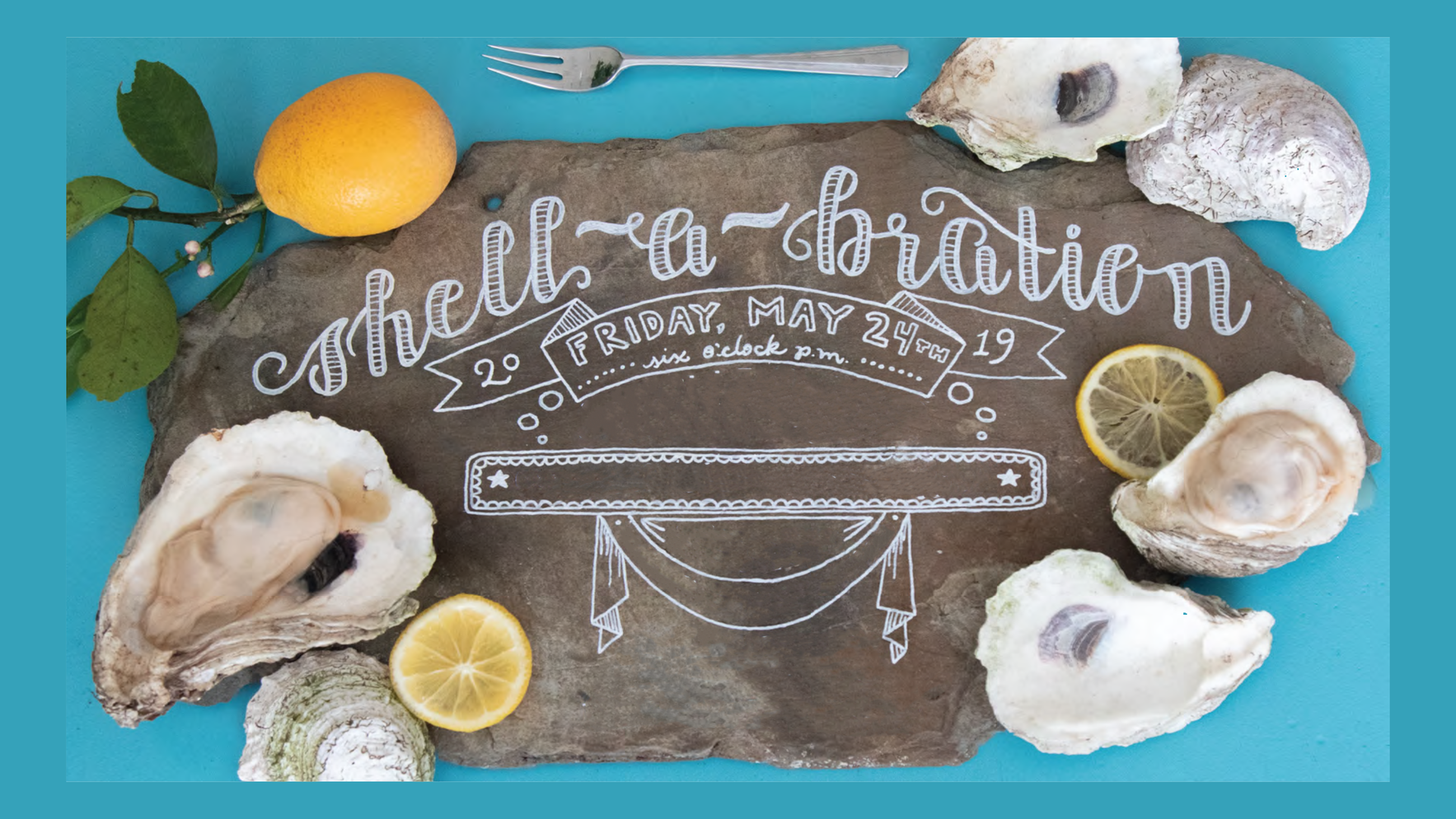 Second Annual Shell-A-Bration image