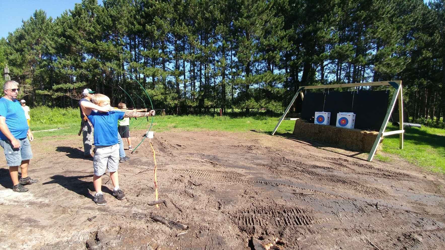 Basic Archery for Ages 10-14: Session 2 image