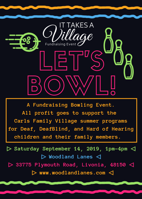 Bowling Fundraising Event image