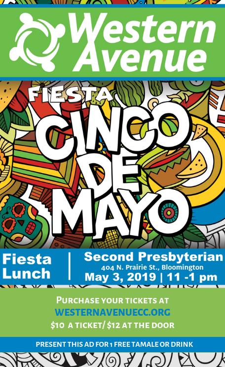 Cinco de Mayo 2019 Tamale Lunch image