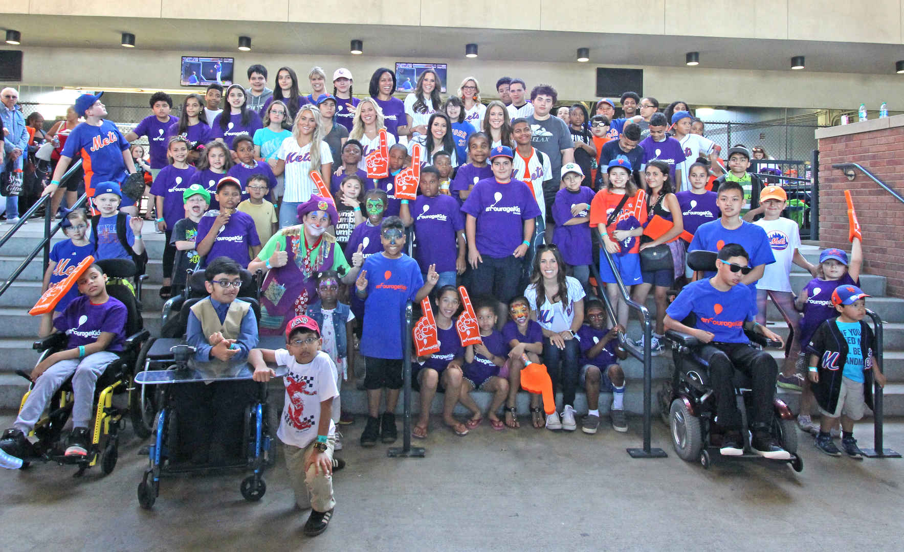 17th Annual enCourage Kids Night at Citi Field image
