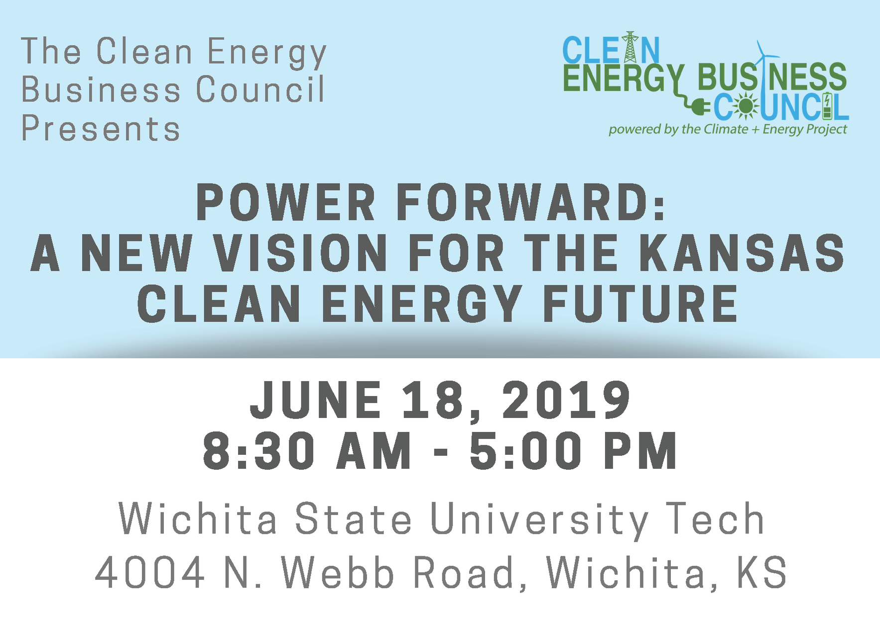 Power Forward: A New Vision for the Kansas Clean Energy Future image