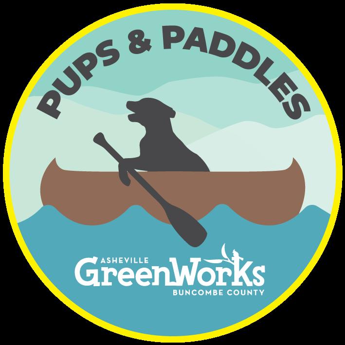 Pups & Paddles July 14th image