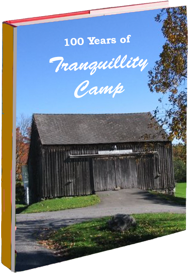 100 Years of Tranquillity Camp Coffee Table Book image