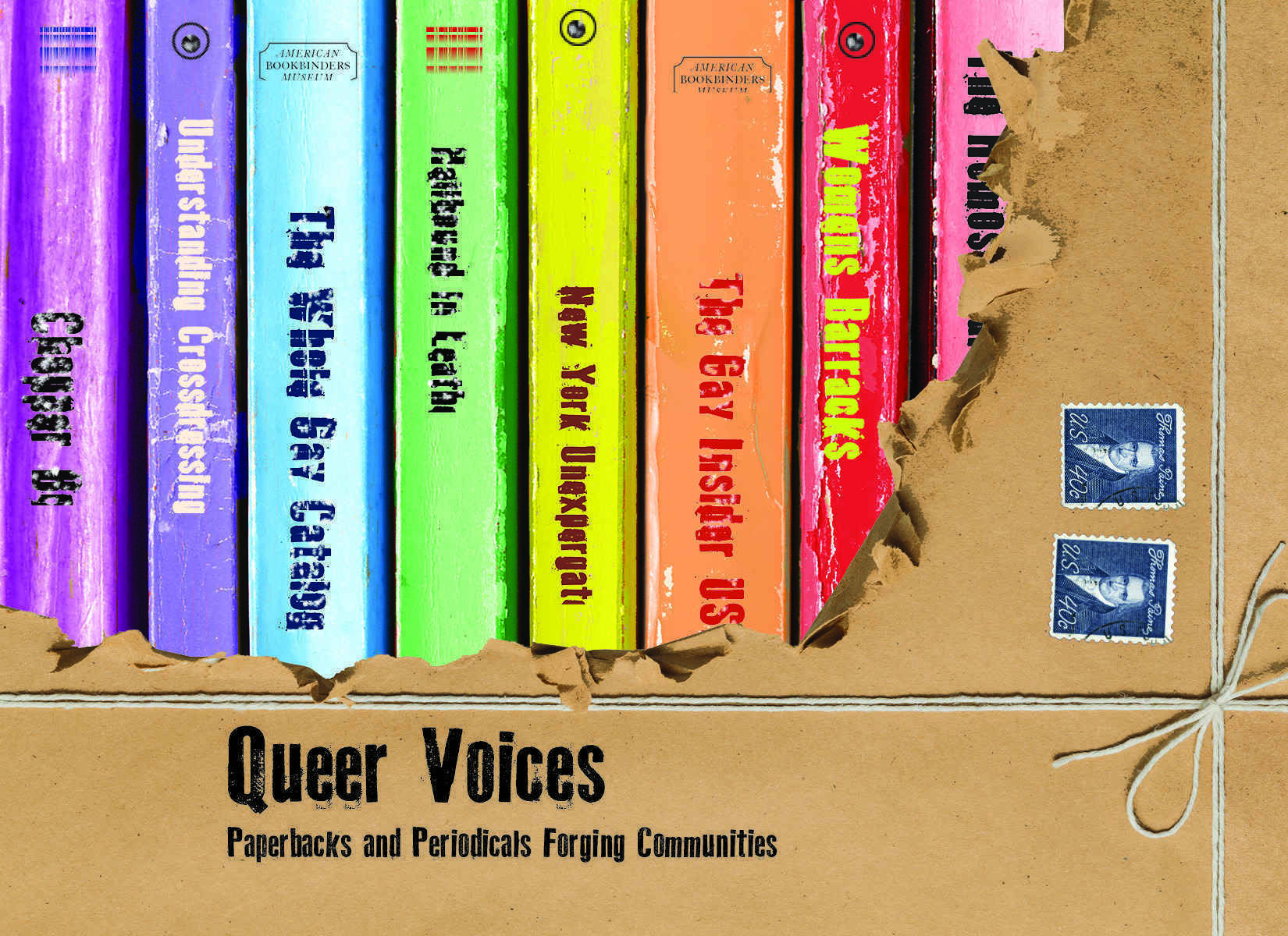 Queer Voices: Lecture Series image