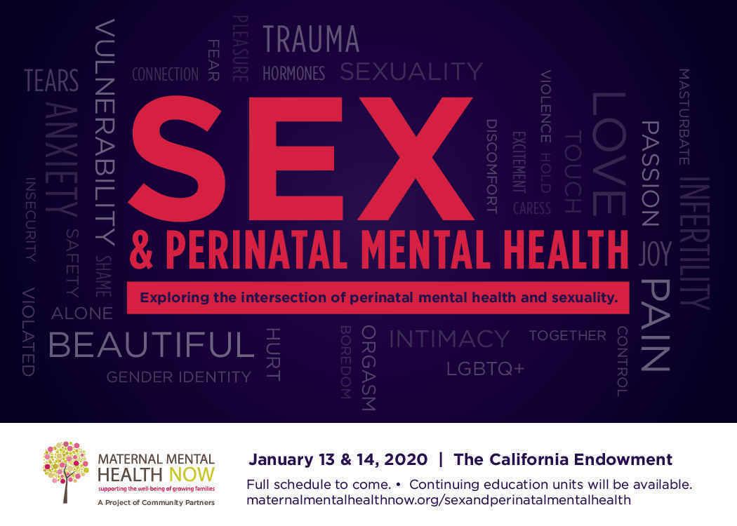 Sex & Perinatal Mental Health image