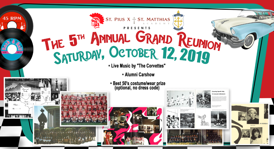 5th Annual Grand Reunion image