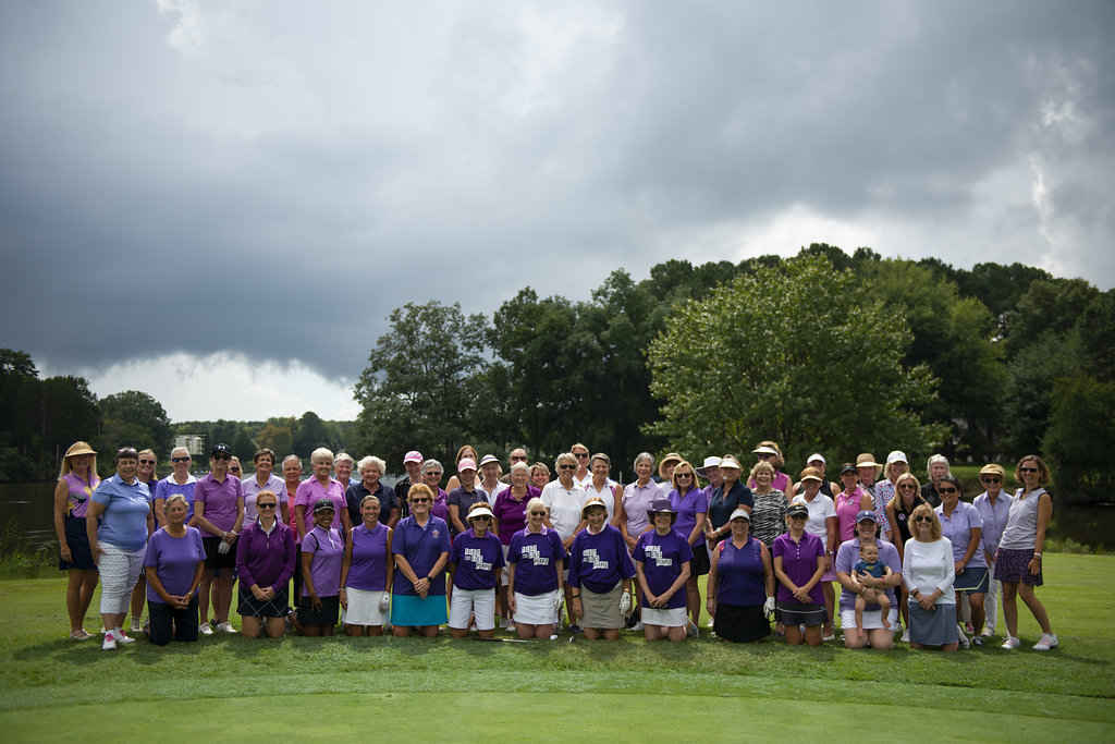 Women & Girls Fund Golf Clinic & Tournament image