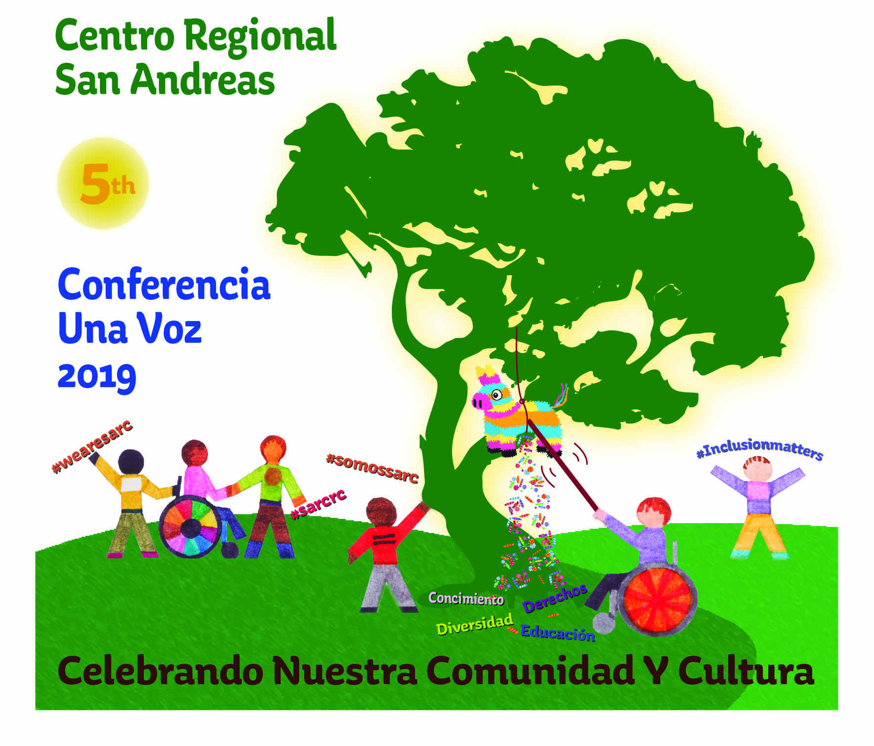 5th Annual Una Voz Spanish Speaking Conference image